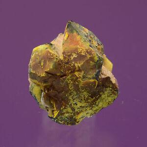 Bolona collection Uraninite, Uranophane Clarkeite John Salak Qu, Connecticut 266
