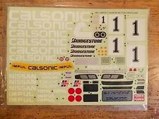 39531-1 Decal Calsonic Skyline - Kyosho Super Ten GP 10