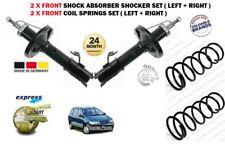 Per Toyota Picnic 1996-12/2001 2X Anteriore Ammortizzatore Set + 2X Set molle a spirale