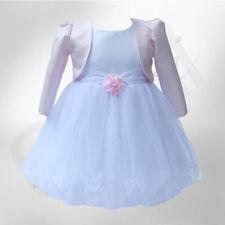 Abbigliamento bianco raso per bimbi