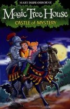 Magic Tree House 2: Castle of Mystery,Mary Pope Osborne