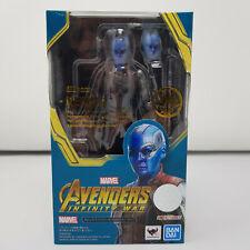 S.H.Figuarts Marvel Avengers Infinity War Action Figure - Nebula Brand New