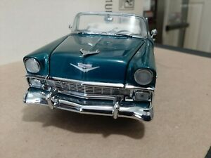 Franklin Mint 56 Chevrolet Convertible