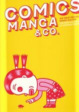 COMICS MANGA & Co.: Die neue deutsche Comic-Kultur new culture german comics
