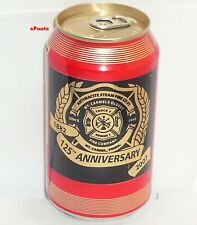 2007 Yuengling Beer Can Mount Carmel Fire House 125th Anniversary Pennsylvania