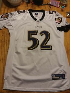 Ray Lewis Jersey authentic on field jersey Baltimore ravens jersey