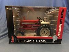 FARMALL 1206 Ertl Precision Key Series #1 Wide Front Tractor IH InternationalNIB