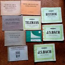 Konvulat Noten Orgel / Klavier gebraucht wie abgebildet