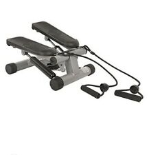 Sunny Health Fitness No. 012S Mini Stepper with Resistance Bands