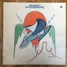 Eagles – On The Border vinyl (1974)