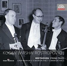 Leonid Kogan - Beethoven  String Trios [CD]