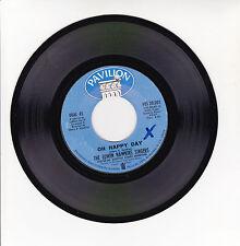 "The EDWIN HAWKINS SINGERS Vinyl 45T 7"" OH HAPPY DAY -JESUS LOVER OF MY SOUL RARE"