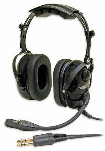 ASA AirClassics Headset HS-1A - ASA-HS-1A With Lifetime Warranty
