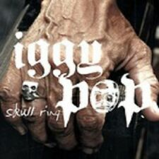 "IGGY POP ""SKULL RING"" CD NEUWARE"