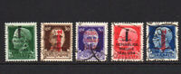 Italy Republic Part Set of Stamps c1944 Used (6355)