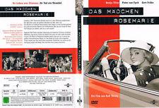 DAS MÄDCHEN ROSEMARIE (1958) --- Klassiker --- Nadja Tiller --- Gert Fröbe ---