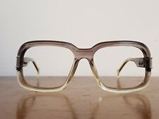 vintage 80s Oversized Neostyle Rotary frames glasses eyeglasses thick Square