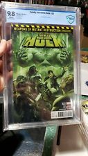 TOTALLY AWESOME HULK #22 CBCS 9.8 1ST FIRST APPEARANCE WEAPON H MARVEL COMICS NM