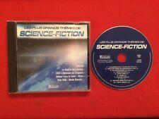 LES PLUS GRANDS THÈMES DE SCIENCE-FICTION ÉDITION ATLAS BON ÉTAT CD
