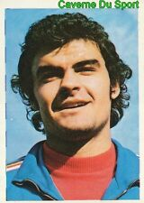 086 CRISTIAN ARGES PITESTI ROMANIA STICKER FOOTBALL 1980 BENJAMIN RARE NEW