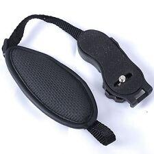Alta Qualità Tracolla Hand Wrist Strap per Nikon Canon Pentax Panasonic Camera