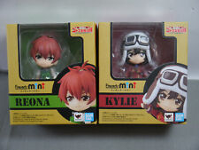 Le Kotobuki Squadron IN The Vie Sauvage Kylie & Reona 9cm Bandai ( Ka) B