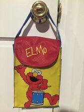 Vintage Elmo lunch bag Sesame Street - Fast Forward New York NY 2006