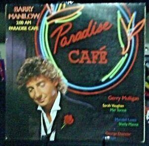 BARRY MANILOW 2:00 AM Paradise Café Album Released 1984 Vinyl/Record  USA