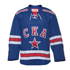 CCM SKA Premier home jersey hockey KHL - Saint-Petersburg