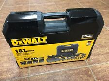Dewalt Tool Set 181 PCS Black Chrome Mechanic Tools New