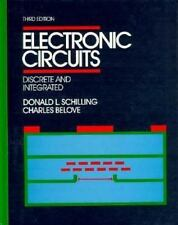 Electronic Circuits: Discrete and Integrated (Mcgraw Hill Series in Electrical a