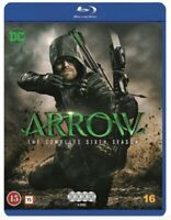 Arrow Seasons Blu ray