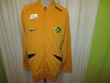 Borussia Dortmund Original Nike Spieler Freizeit-Trainingsanzug Jacke 06/07 Gr.L