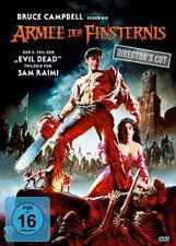 Tanz der Teufel 3 DIE ARMEE DER FINSTERNIS Uncut BRUCE CAMPBELL DVD Evil Dead
