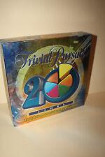 Parker Trivial Pursuit 20 JAHRE Zum Jubiläum des beliebten Spieleklassikers!