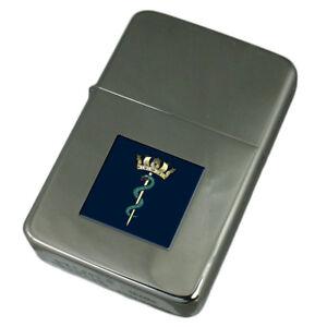 Royal Navy Medical Engraved Lighter