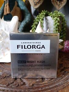 FILORGA NCER NIGHT MASK 50ml Supreme Multi Correction.