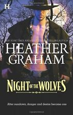 Night of the Wolves (Vampire Hunters) by Heather Graham