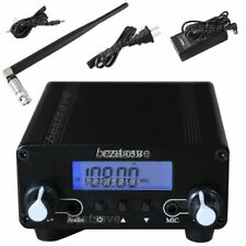100mW/500mW 76-108Mhz Home Stereo FM Transmitter + Antenna + Power Supply B0231