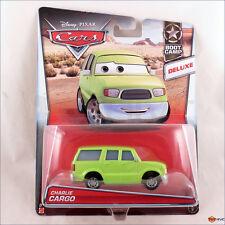Disney Pixar Cars Charlie Cargo Sarge's Boot Camp #2 Deluxe diecast 2016 Mattel