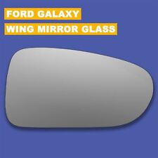 For Ford Galaxy wing mirror glass 95-06 Right Driver side Spherical