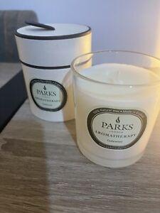 Parks London Aromatherapy Candle - Cedarwood