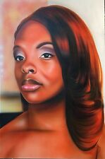 Custom Portraits On Canvas 24 X 36