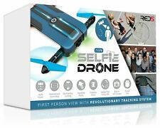 Red5 FX179 Selfie Drone with WiFi HD Photo - Blue   New
