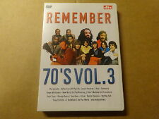 MUSIC DVD / REMEMBER 70'S VOL.3