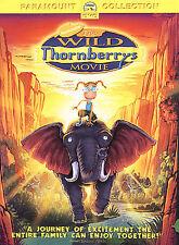 The Wild Thornberrys Movie DVD, Tim Curry, Rupert Everett, Flea, Lynn Redgrave,