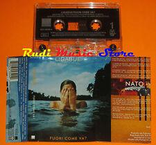 MC LUCIANO LIGABUE Fuori come va? 2002 germany WEA 0927453404 cd lp dvd vhs (*)
