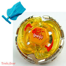 Beyblade BB-60 Virgo GB145 Metal Masters Fusion+Single spin Launcher