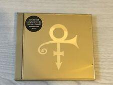 The Artist PRINCE Limited Edition GOLD Music CD Rock & Roll is Alive I Hate you