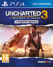 Sony Ps4 Uncharted 3 Drake S Deception